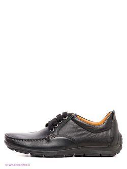 Ботинки Geox                                                                                                              черный цвет