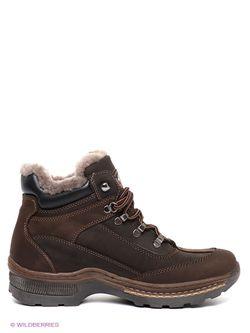 Ботинки Friendly                                                                                                              коричневый цвет