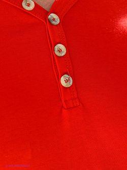 Лонгслив BAGGAGE                                                                                                              красный цвет