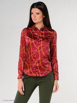 Блузки Viaggio                                                                                                              красный цвет