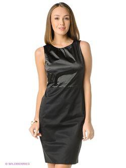 Платье Esprit                                                                                                              черный цвет