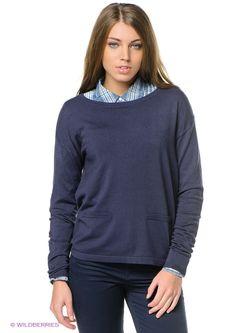 Джемперы Esprit                                                                                                              синий цвет