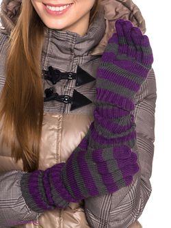 Перчатки MAXVAL                                                                                                              фиолетовый цвет