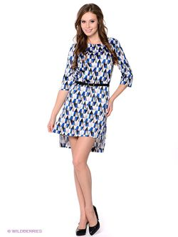 Платья Tom Farr                                                                                                              синий цвет