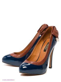 Туфли Gerzedo                                                                                                              синий цвет