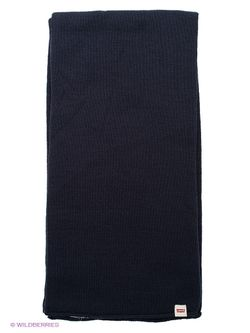 Шарфы Levi's®                                                                                                              синий цвет