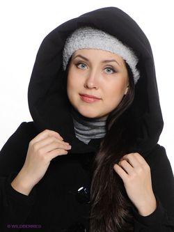 Пальто Klimini                                                                                                              чёрный цвет