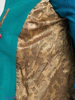 Пальто Klimini                                                                                                              зелёный цвет