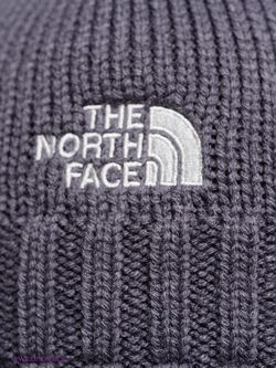 Шапки The North Face                                                                                                              Лиловый цвет