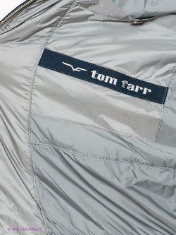 Пуховики Tom Farr                                                                                                              серый цвет