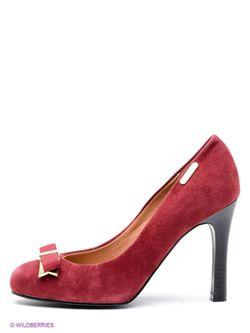 Туфли Gaudi                                                                                                              красный цвет
