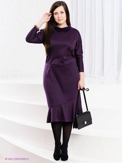 Платья Klimini                                                                                                              фиолетовый цвет