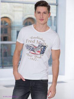 Футболки Fred Mello                                                                                                              None цвет