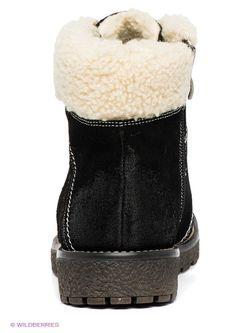 Ботинки Spur                                                                                                              черный цвет