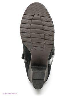 Полусапожки El Tempo                                                                                                              черный цвет