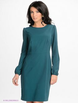 Платья Incity                                                                                                              зелёный цвет