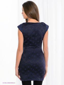 Платья FRENCH HINT                                                                                                              синий цвет