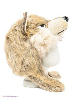 Шапки True Fur                                                                                                              бежевый цвет