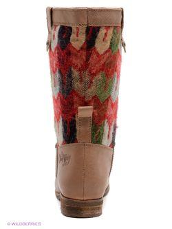 Сапоги Coolway                                                                                                              красный цвет