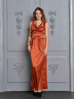 Платья Katerina Bleska&Tamara Savin                                                                                                              Терракотовый цвет