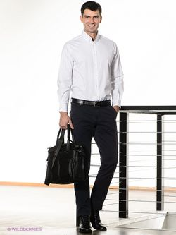 Рубашки Dairos                                                                                                              белый цвет
