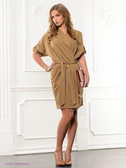 Платья Levall                                                                                                              коричневый цвет