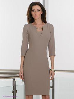 Платья Bovona                                                                                                              серый цвет