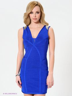 Платья WOW Couture                                                                                                              синий цвет