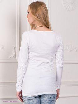 Лонгсливы Mama Licious                                                                                                              белый цвет