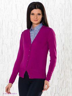 Кардиганы Lisa Campione                                                                                                              фиолетовый цвет