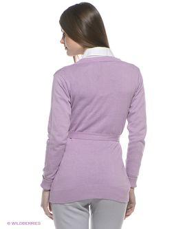 Кардиганы Finn Flare                                                                                                              фиолетовый цвет