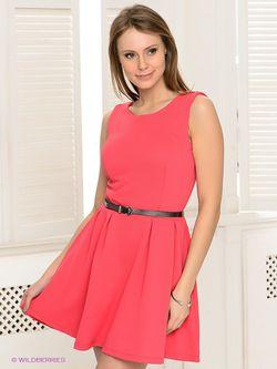 Платья People                                                                                                              розовый цвет