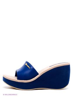 Сабо Ipanema                                                                                                              синий цвет
