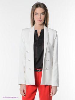 Пиджаки Mango                                                                                                              белый цвет