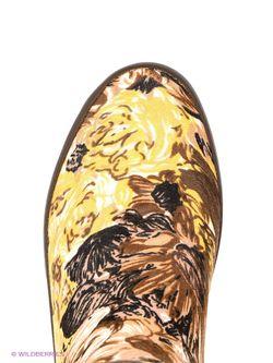 Полусапожки Keddo                                                                                                              желтый цвет