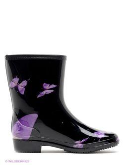 Полусапожки Keddo                                                                                                              фиолетовый цвет