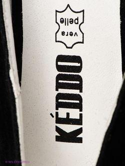 Балетки Keddo                                                                                                              чёрный цвет