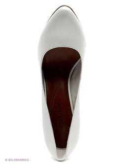 Туфли Clotilde                                                                                                              белый цвет