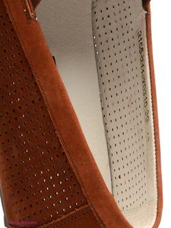Мокасины Companion                                                                                                              Терракотовый цвет