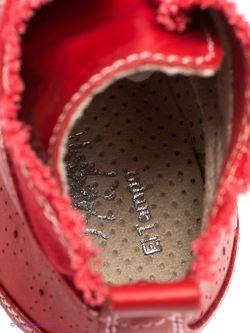 Сникеры El Tempo                                                                                                              красный цвет