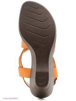 Босоножки El Tempo                                                                                                              оранжевый цвет