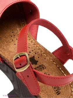 Босоножки Best Walk                                                                                                              красный цвет