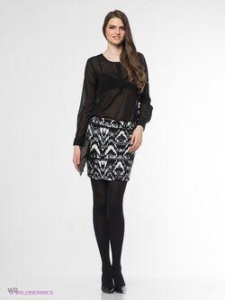 Блузки Vero Moda                                                                                                              черный цвет
