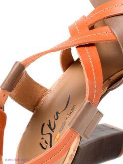 Босоножки Liska                                                                                                              оранжевый цвет