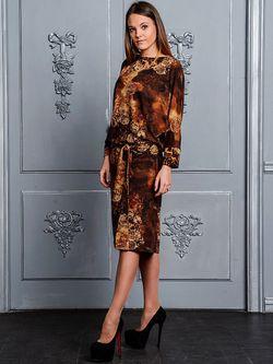 Платья Katerina Bleska&Tamara Savin                                                                                                              коричневый цвет