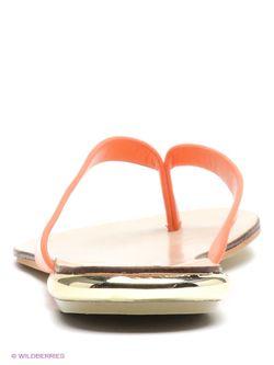 Пантолеты Vitacci                                                                                                              оранжевый цвет