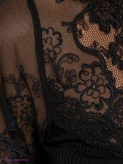 Кофточка Bona Dea                                                                                                              чёрный цвет