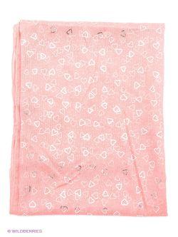 Палантины Venera                                                                                                              розовый цвет