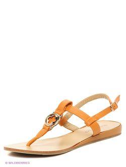 Сандалии Calipso                                                                                                              коричневый цвет