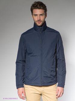 Куртки Gant                                                                                                              синий цвет